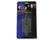 Men & -039;s disposable razor with extra blades - Pack of 72