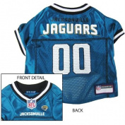 Jacksonville Jaguars Dog Jersey Medium