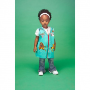 Dexter Educational Toys DEX1201 Toddlers Dress-Up Outfit Vet