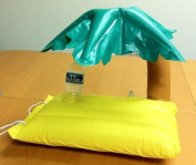 Jet Creations BB02 Inflatable Tropical Tree Island Pillow Bag