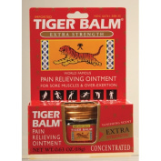 Tiger Balm 0926568 Pain Relieving Ointment Extra Strength 20ml - 18 g - Case of 6 - 18 Grammes