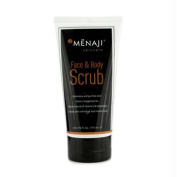 Menaji 15218831621 Face& Body Scrub - 170ml-5.75oz