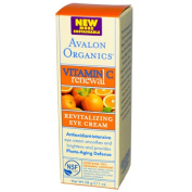 Avalon Active Organics 0901520 Revitalising Eye Cream Vitamin C - 30ml