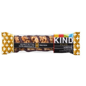 Kind Fruit & Nut Bars 0538884 BarPnut Btr Drk Cho plus Anti - Case of 12 - 40ml
