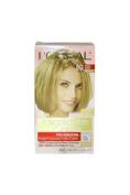 Loreal U-HC-3507 Excellence Creme Pro - Keratine No. 8G Medium Golden Blonde - Warmer - 1 Application - Hair Colour