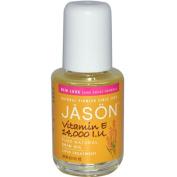 Jason Natural Products 0349803 Vitamin E Pure Beauty Oil - 14000 IU - 30ml