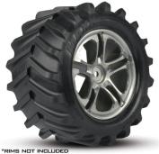 Traxxas TRA5171 9.7cm . Chevron Tyres - 2 fits Revo-Maxx-Summit
