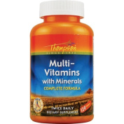 Thompson Nutritional 0659631 Multi-Vitamin with Minerals - 120 Tablets