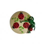 Sassafras 1730kg Tree Swing - Ladybug