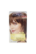 Loreal U-HC-3564 Superior Preference Fade-Defying Colour No. 6AM Light Amber Brown - Warmer - 1 Application - Hair Colour