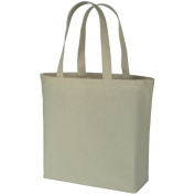 Equinox 145789 13 x 12 x 4 Flat Bottom Tote