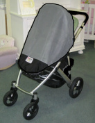 Sasha's Kiddie Products UPPAbaby Vista Single Stroller Sun, Wind and Insect Cover