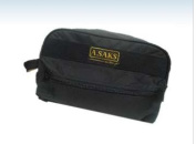Asaks AE-11 11 x 7 x 4 Deluxe Toiletry Kit