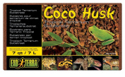 Exo Terra PT2775 Coco Husk Substrate Block, 7 Litre