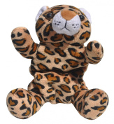 Health Science Labs ES-1896-C Endangered Species Follow Me Backpack- Safety Tail- Wild Cat