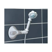 Clarke Health Care R1400202S SHOWER HEAD HOLDER SHORT WITH INDICATOR