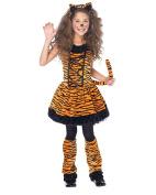 Leg Avenue LAC48156-L Girls Tiny Tiger Child Costume LARGE