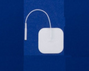 Pepin WF22 Advantrode Foam - 5.1cm Square Prewired Electrode - 20 Packs Of 4
