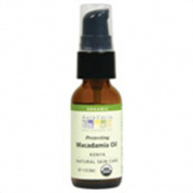 Aura Cacia Macadamia Skin Care Oil ORGANIC 30ml bottle 199805
