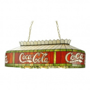 Meyda Tiffany Tiffany Coca-Cola Oblong Pendant