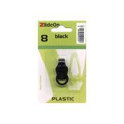 Fix A Zipper ZlideOn Zipper Pull Replacements Plastic 8