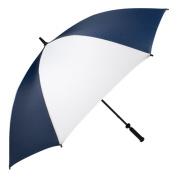 Haas-Jordan by Westcott 7604 Pro-Line Umbrella Navy-White