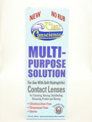 Clear Conscience Multi Purpose Solution for Soft Contact Lenses, 350ml