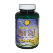Biomed Health Inc 0353326 Advanced Bao Shi Mens Hair Supplement - 120 Tablets