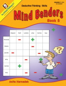 Critical Thinking Press CTB01335BBP Mind Benders Book 5