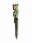 Puzzled Resin Planet Pen, Moose Hunter