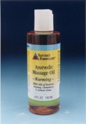 Natures Formulary 0644997 Warming Massage Oil - 120ml