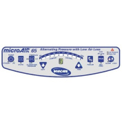 Invacare MA65 MicroAIR Alternating Pressure with On-Demand Low Air Loss And 50 LPM Compressor
