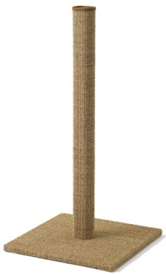 sustainable lifestyles 40 post spice 40 in sisal cat scratching post stretcher spice by. Black Bedroom Furniture Sets. Home Design Ideas