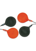 Chattanooga 72853 3 (8 cm) Diameter Red Conductive Rubber Electrode