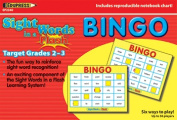 Edupress EP-2340 Sight Words In A Flash Bingo Gr 2-3