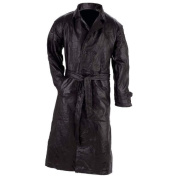 Giovanni Navarre&Reg; GFTRS Navarre Leather Trench Coat - Small