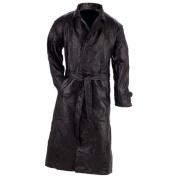 Giovanni Navarre&Reg; GFTRS Navarre Leather Trench Coat - Small