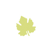 Paper Blossoms Lever Punch-Grape Leaf, 3.2cm x 3.5cm