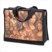 SWM 12251 4.8m x 0m L x 4.8m x 0m W x 4.8m x 0m H Renaissance Tote Bag - Cotton and bamboo