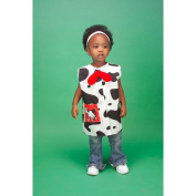 Dexter Educational Toys DEX1208 Dexter Toddlers Dress-Up Outfit - Cow