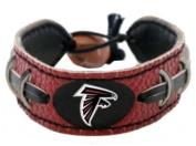 Caseys Distributing 4421402151 Atlanta Falcons Team Colour Football Bracelet