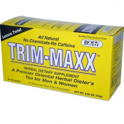 Body Breakthrough Trim-Maxx Diet Tea Lemon Twist Tea 30 Each