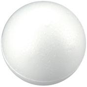 Smoothfoam 438668 Smooth Foam Balls 2.5cm 16-Pkg-White