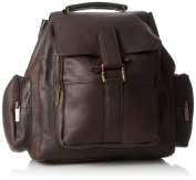 David King & Co. Top Handle Promotional Backpack