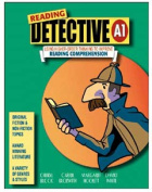 Reading Detective a Complete Student & Teacher Grd 4-6