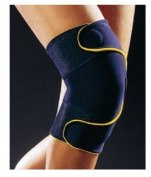 M-Brace 20R Knee Wrap - Blue - Size Regular