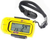 Ozeri PD4X3Y-2 4x3razor Digital Pocket 3D Pedometer