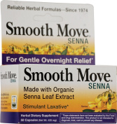 Traditional Medicinals 0889691 Smooth Move SENNA - 50 Capsules