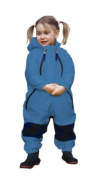 Tuffo Little Kids' Muddy Buddy Coverall, Blue, 4T