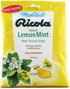 Ricola 40510 Lemon Mint Throat Drop
